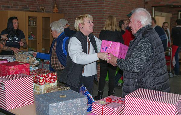AmBOTioniert verteilt Pakete